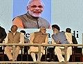 The Prime Minister, Shri Narendra Modi at the National MSME Awards ceremony, at Punjab Agricultural University (PAU), in Ludhiana.jpg