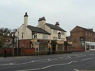 Sherwood, Nottingham - The Sherwood Inn