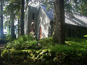 Shrine of St. Therese, Juneau - Shrine of St. Therese