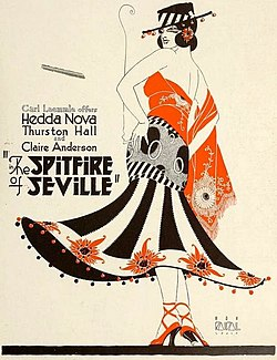 The Spitfire of Seville (1919) - Ad 1.jpg