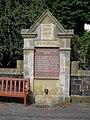 The Stichill War Memorial - geograph.org.uk - 1472051.jpg