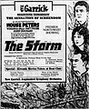 The Storm (1922) - Ad 2.jpg