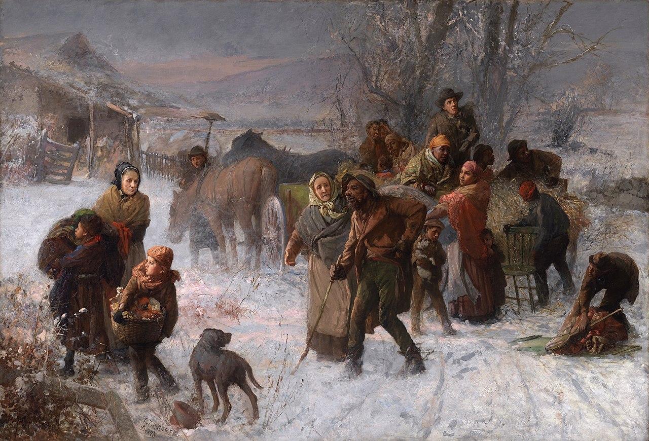 The Underground Railroad - Cultea