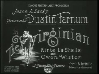File:The Virginian (1914).webm