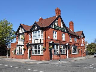 Orrell Park Human settlement in England