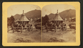The celebrated soda springs, at Manitou, Colorado, by Gurnsey, B. H. (Byron H.), 1833-1880 3.png