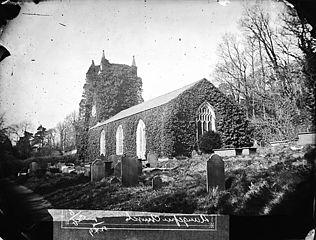 The church, Llangefni