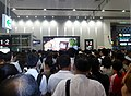 The crowd in Osaka Station on 25th July 2018.jpg