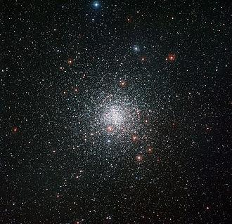 Messier 4 - Image: The globular star cluster Messier 4