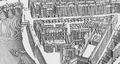 The grounds of the Hôtel de Conti from the Turgot map of Paris circa 1737.png