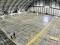The inside of the RLV Hangar at KSC.jpg