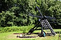 The smallest windmill for waterpumping at Netherlands Open Air Museum Arnhem - panoramio.jpg