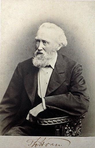 Husum - Theodor Storm (1817-1888)