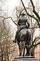 Theodore Roosevelt statue, South Park Blocks, January 2009.jpg