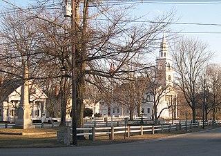 Fitzwilliam, New Hampshire Town in New Hampshire, United States
