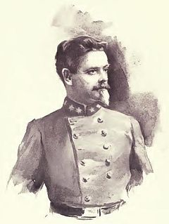 Thomas Henry Carter (soldier) Confederate Army officer