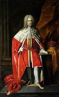 Thomas Howard, 8th Duke of Norfolk English noble