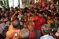Thread Pierced Gajan Sannyasi with Crowd - Bainan - Howrah 2015-04-14 8097.JPG