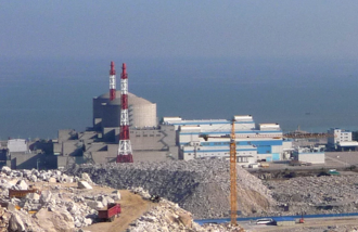Nuclear power in China - The first two VVER-1000 units at Tianwan Nuclear Power Plant