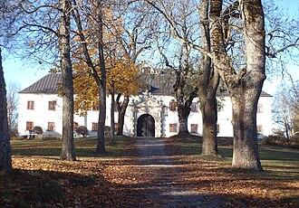 Simon de la Vallée - Image: Tidö slott, Västmanland