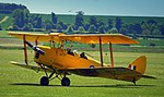Tiger Moth, Imperial War Museum, Duxford, May 19th 2018. (27385834367).jpg