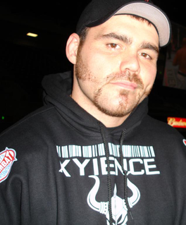 Tim Sylvia American professional wrestler and mixed martial arts fighter