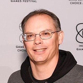 Tim Sweeney (game developer) American games developer