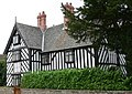 Timbered building in Long Whatton - geograph.org.uk - 559956.jpg