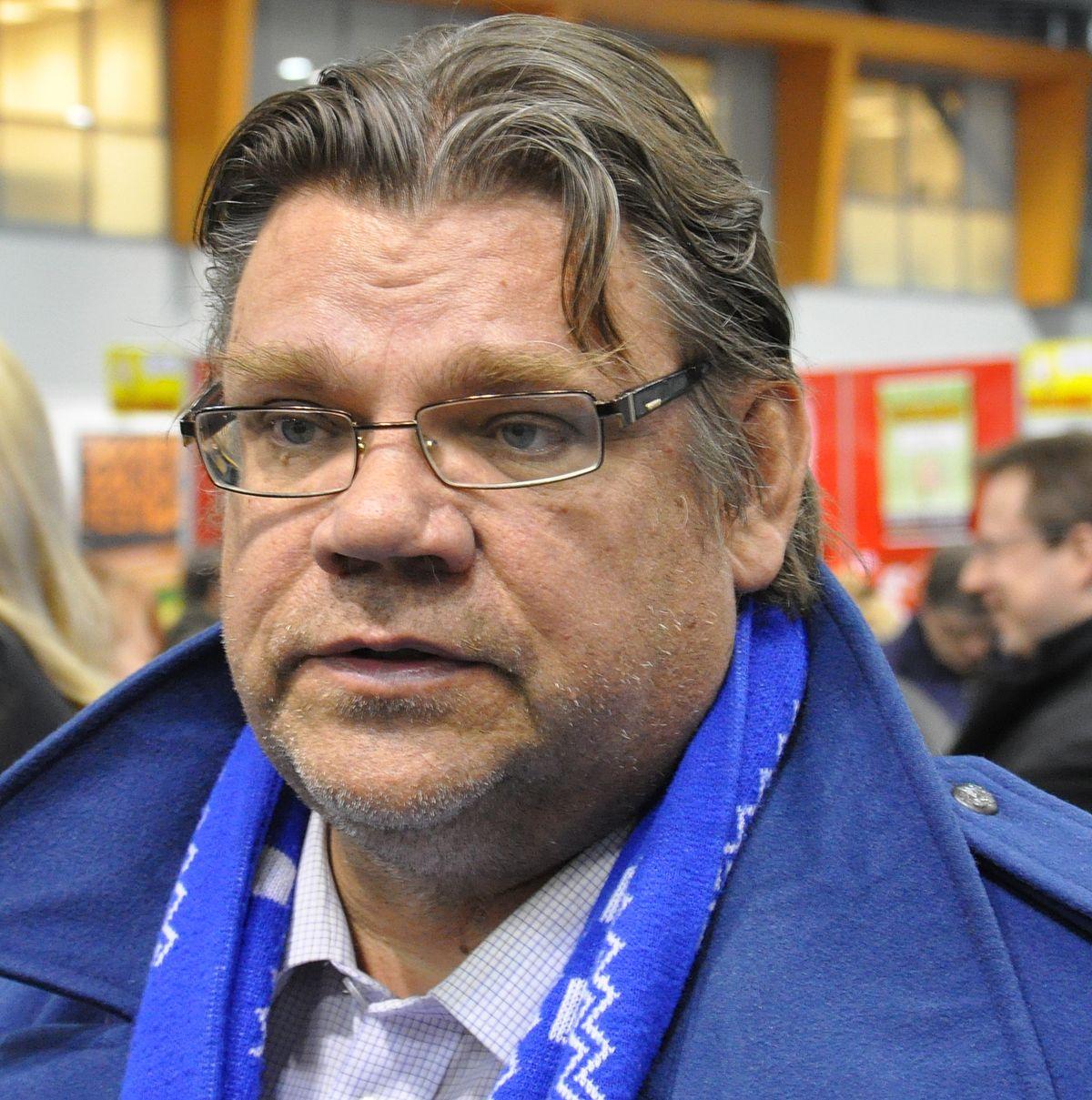 Timo Soini Ploki