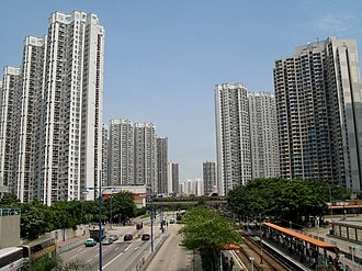 Yuen Long District - Tin Shui Wai New Town