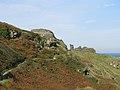 Tintagel Castle, Cornwall (461194) (9455963505).jpg