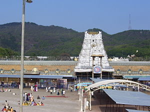 Culture of Andhra Pradesh - Sacred Tirumala Temple