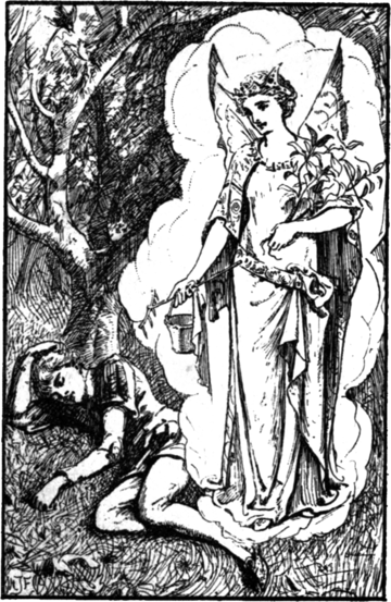 Title illustration in The Red Fairy Book.png