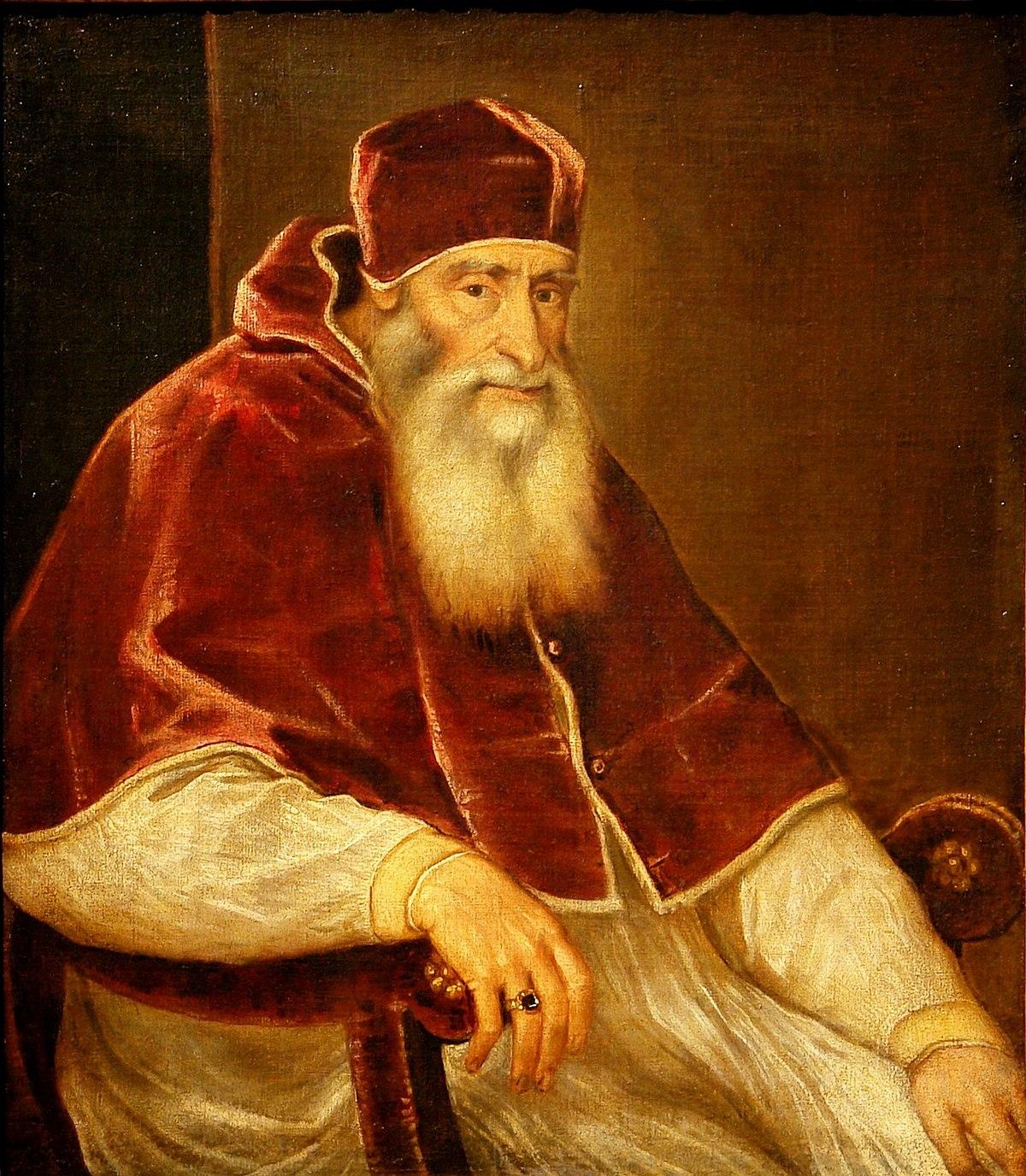 Resultado de imagen de Paulo III