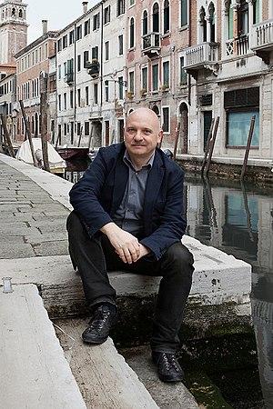 Tiziano Scarpa cover