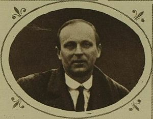 Tom Kennedy (Kirkcaldy MP) - Kennedy in 1921