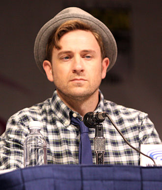 Tom Lenk - Lenk speaking at the 2013 WonderCon at the Anaheim Convention Center in Anaheim, California