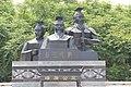 Tomb of King of Zheng - Three Dukes of Zheng.jpg