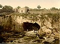 Tombs of the kings, Jerusalem, Holy Land-LCCN2002725016.jpg