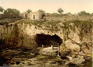 Tombs of the Kings (Jerusalem)