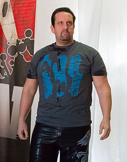 Tommy Dreamer American professional wrestler and promoter