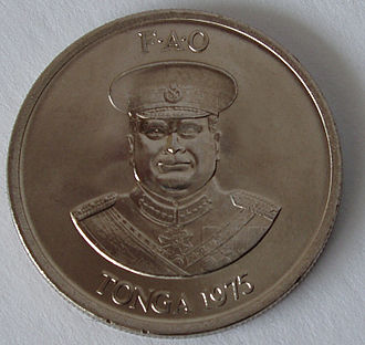 Economy of Tonga - A Tongan coin