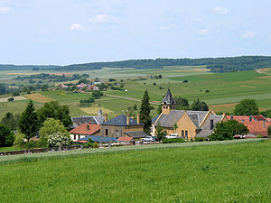 Gaume - The countryside near Torgny