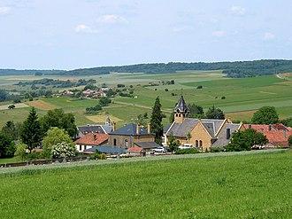 Gaume - The countryside near Torgny