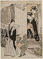 Torii Kiyonaga - The First Month (from the series Popular Presentations) - 1940.1005 - Cleveland Museum of Art.jpg