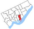 Toronto—Danforth, 1987.png
