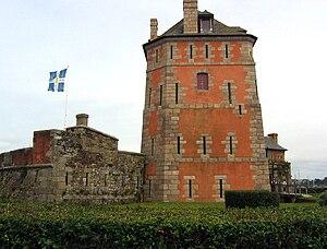Sébastien Le Prestre de Vauban - Vauban's fortifications in Camaret-sur-Mer.