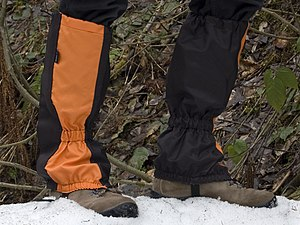 Gaiters - Hiking gaiters