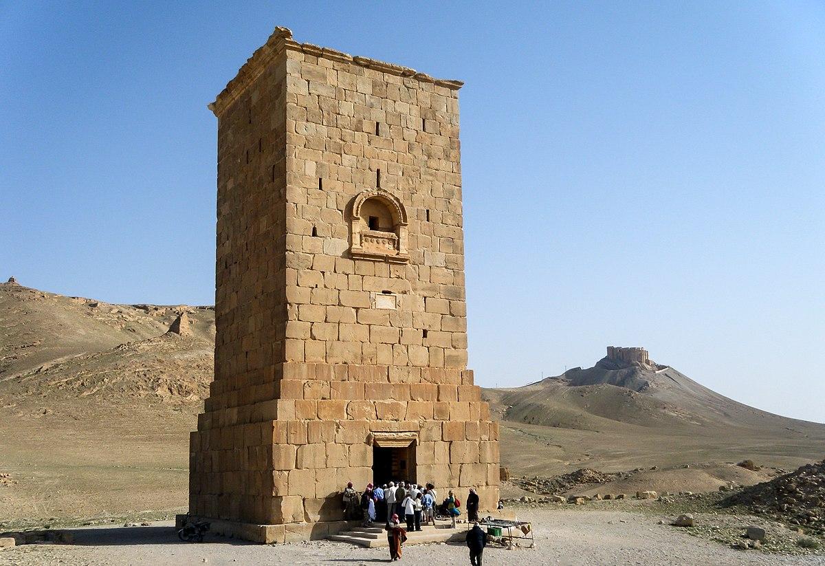 Tower of Elahbel - Wikipedia