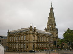 Town Hall, Halifax - geograph.org.uk - 1542645.jpg